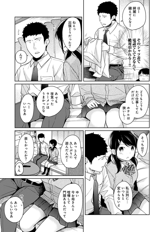 1LDK+JK Ikinari Doukyo? Micchaku!? Hatsu Ecchi!!? Ch. 1-25 373