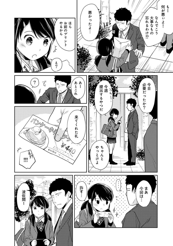 1LDK+JK Ikinari Doukyo? Micchaku!? Hatsu Ecchi!!? Ch. 1-25 395
