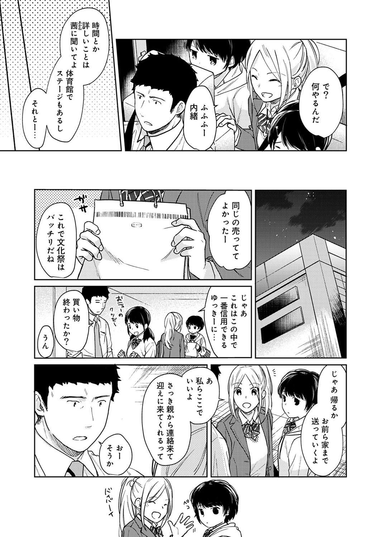 1LDK+JK Ikinari Doukyo? Micchaku!? Hatsu Ecchi!!? Ch. 1-25 452