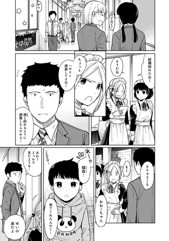 1LDK+JK Ikinari Doukyo? Micchaku!? Hatsu Ecchi!!? Ch. 1-25 502