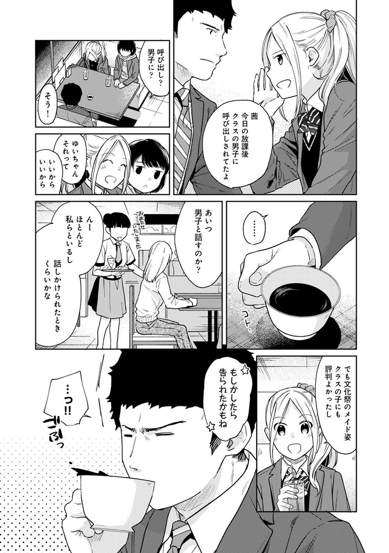 1LDK+JK Ikinari Doukyo? Micchaku!? Hatsu Ecchi!!? Ch. 1-25 533