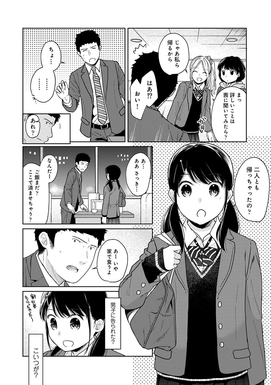 1LDK+JK Ikinari Doukyo? Micchaku!? Hatsu Ecchi!!? Ch. 1-25 534