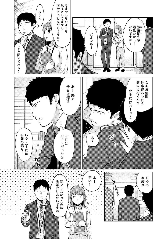 1LDK+JK Ikinari Doukyo? Micchaku!? Hatsu Ecchi!!? Ch. 1-25 538