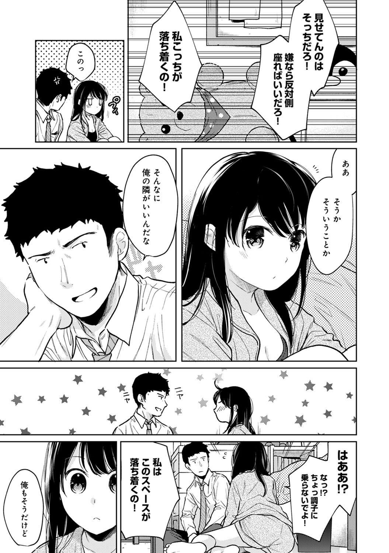 1LDK+JK Ikinari Doukyo? Micchaku!? Hatsu Ecchi!!? Ch. 1-25 661