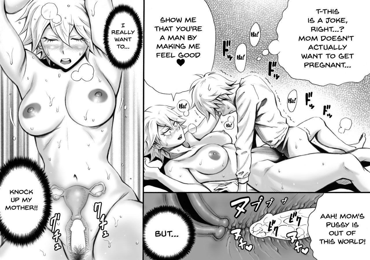 [DT Koubou (DAIGO)] Motoyan no Kaa-chan to Kozukuri Koubi   Having Baby-Making Sex With a Former Delinquent Mother [English] {Doujins.com} 12