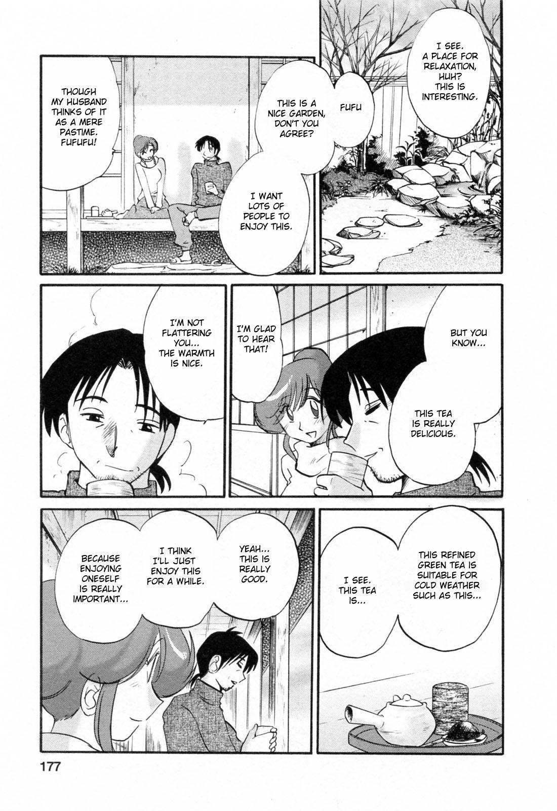 [Tsuyatsuya] Hataraku Hitozuma-san - Working Married Woman [English] [Fated Circle] 176