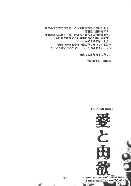 Ai to Nikuyoku 2