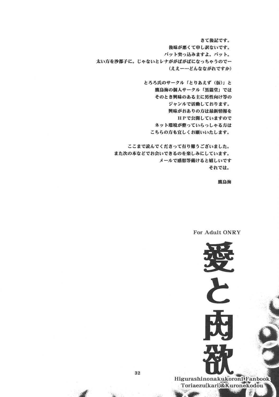 Ai to Nikuyoku 30