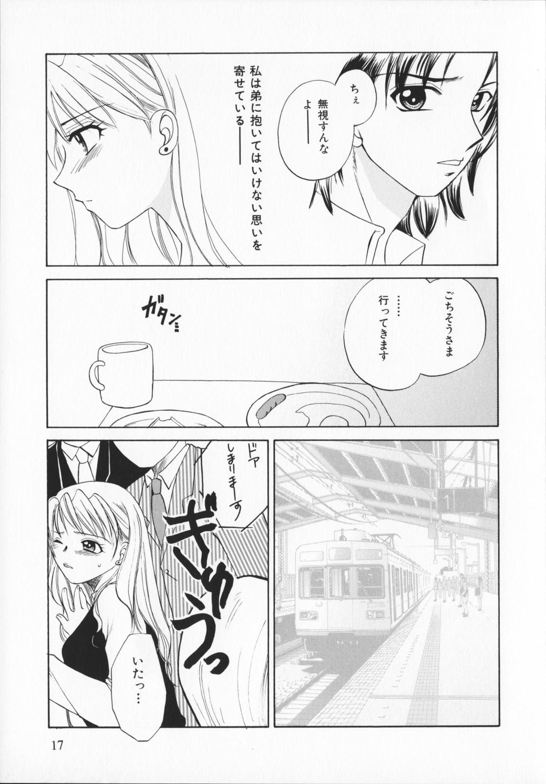 Genkaiharetsu 15
