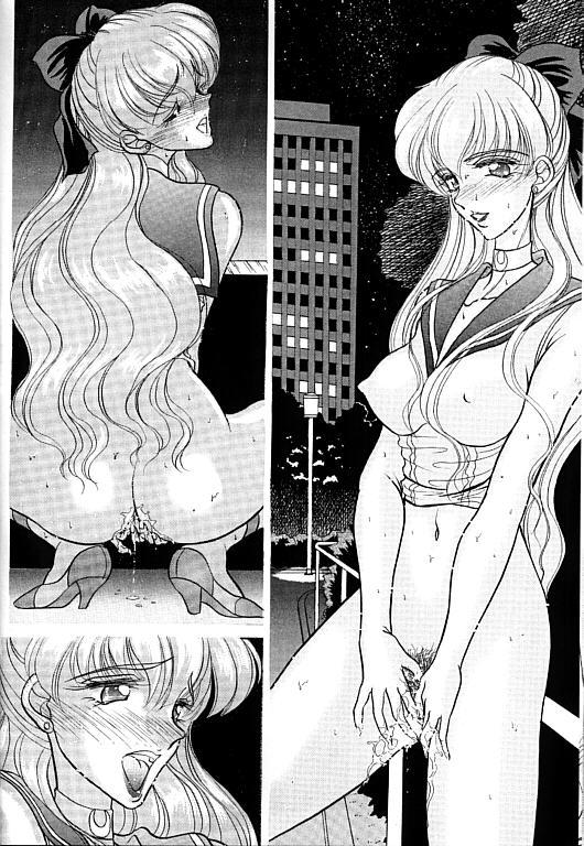 (SC1) [ENERGYA (Roshiya No Dassouhei)] COLLECTION OF -SAILORMOON- ILLUSTRATIONS FOR ADULT Vol.1 (Bishoujo Senshi Sailor Moon) 10