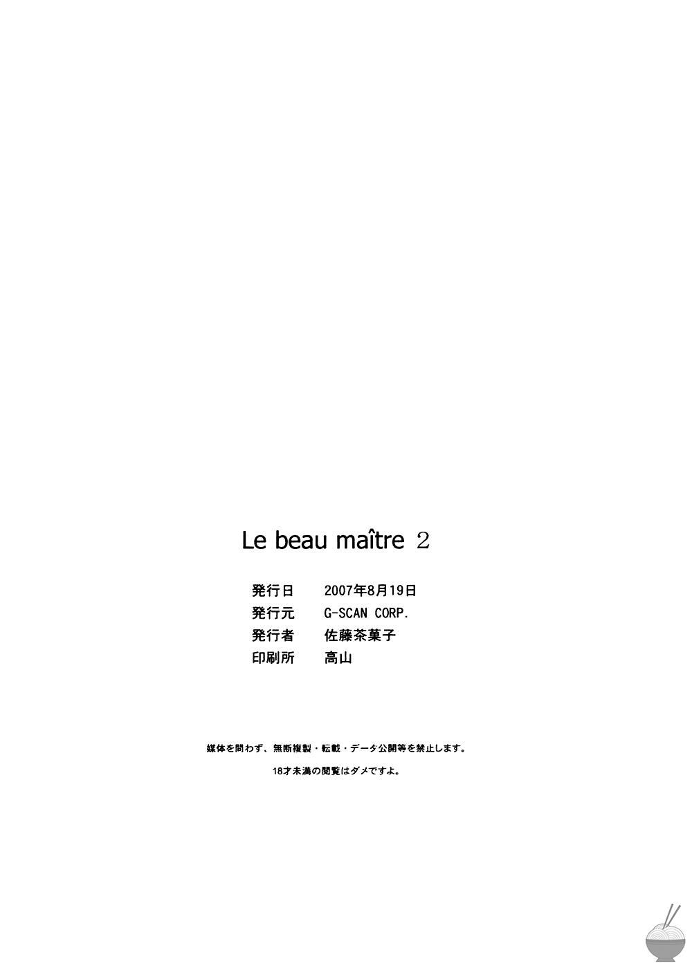 Le Beau Maitre 2 24