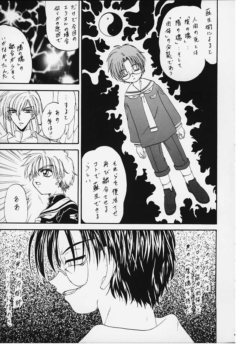 Stale World XI Card Captor Sakura Vol 5 18