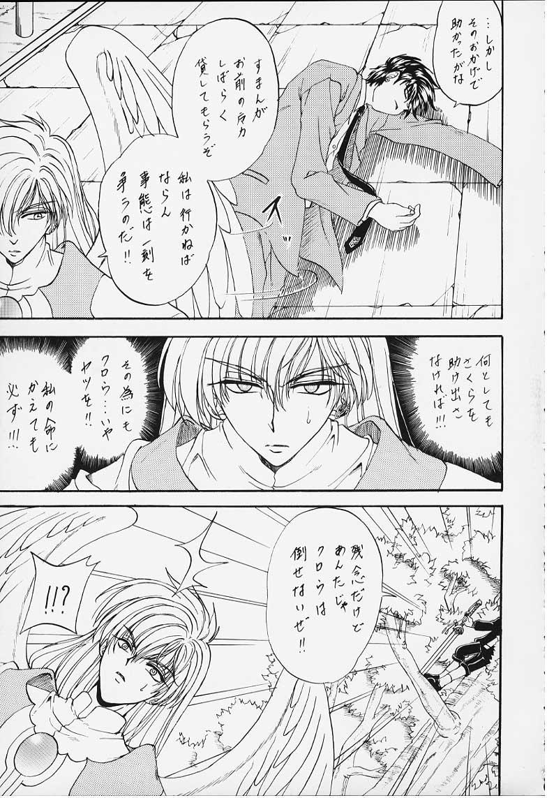 Stale World XI Card Captor Sakura Vol 5 6