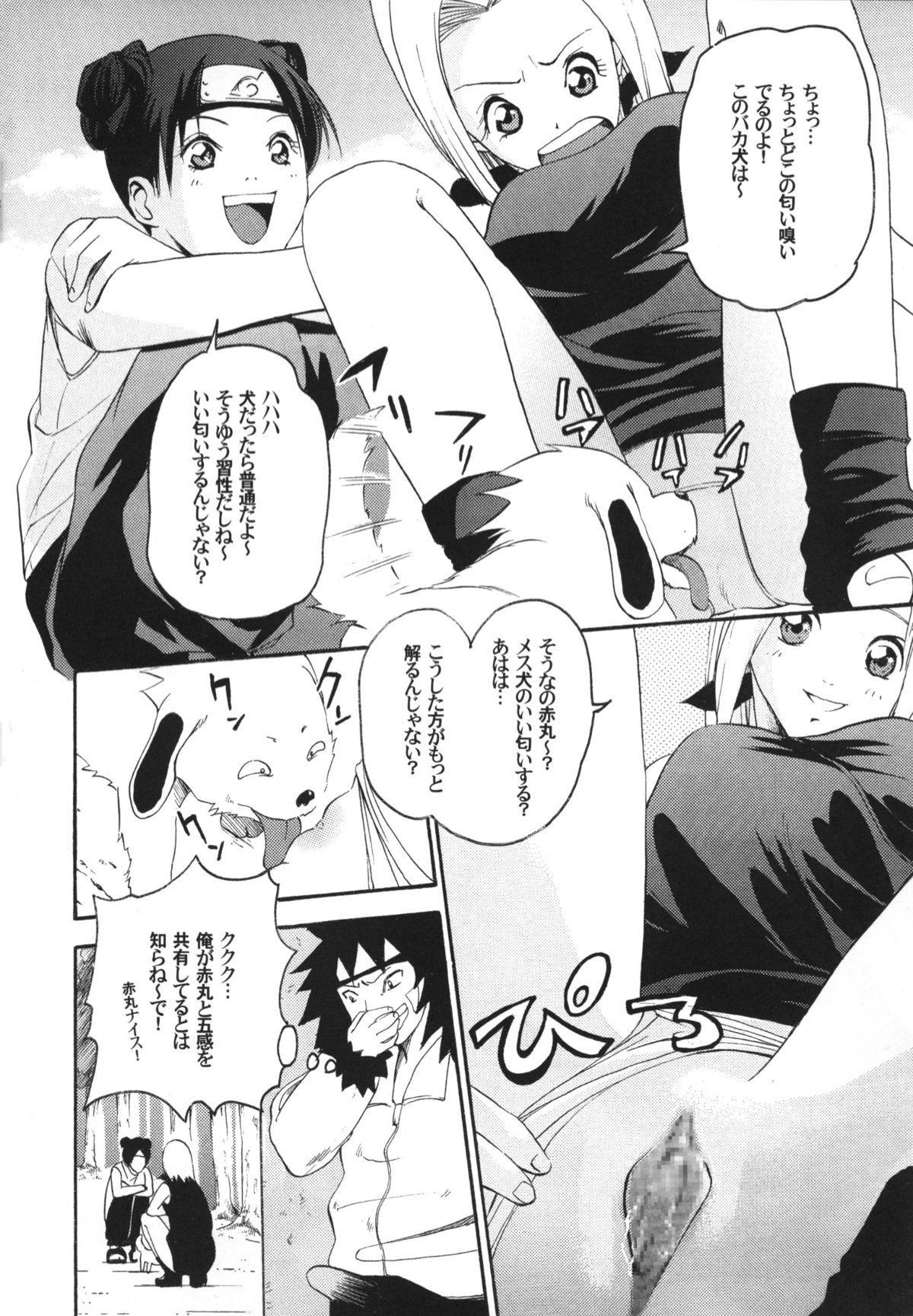 Kunoichi Hatsujouchuu!! 4