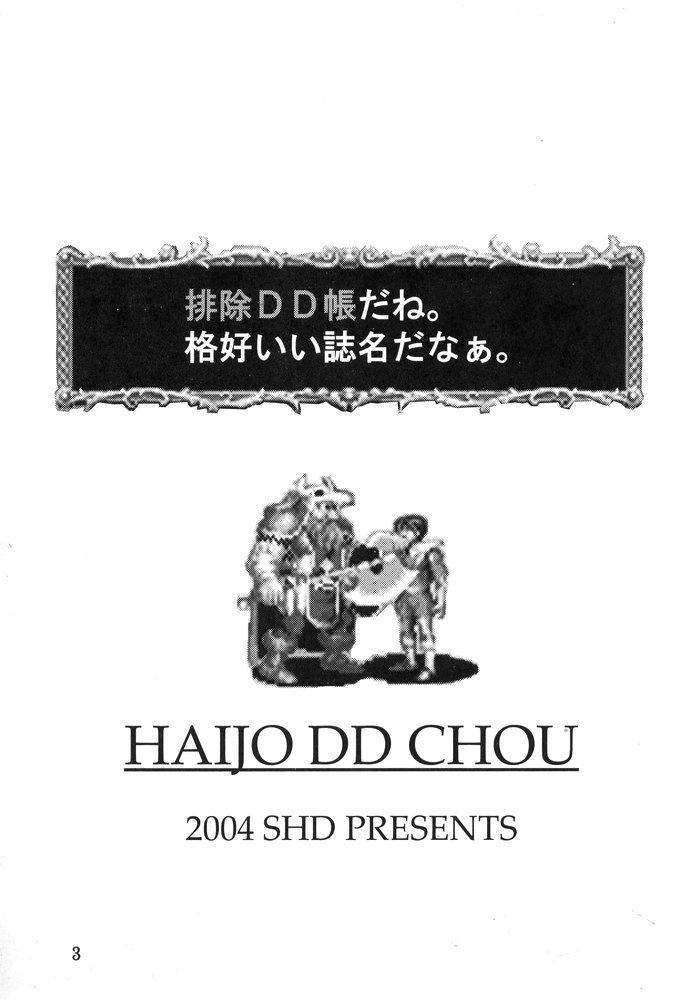 Haijo DD Chou 1