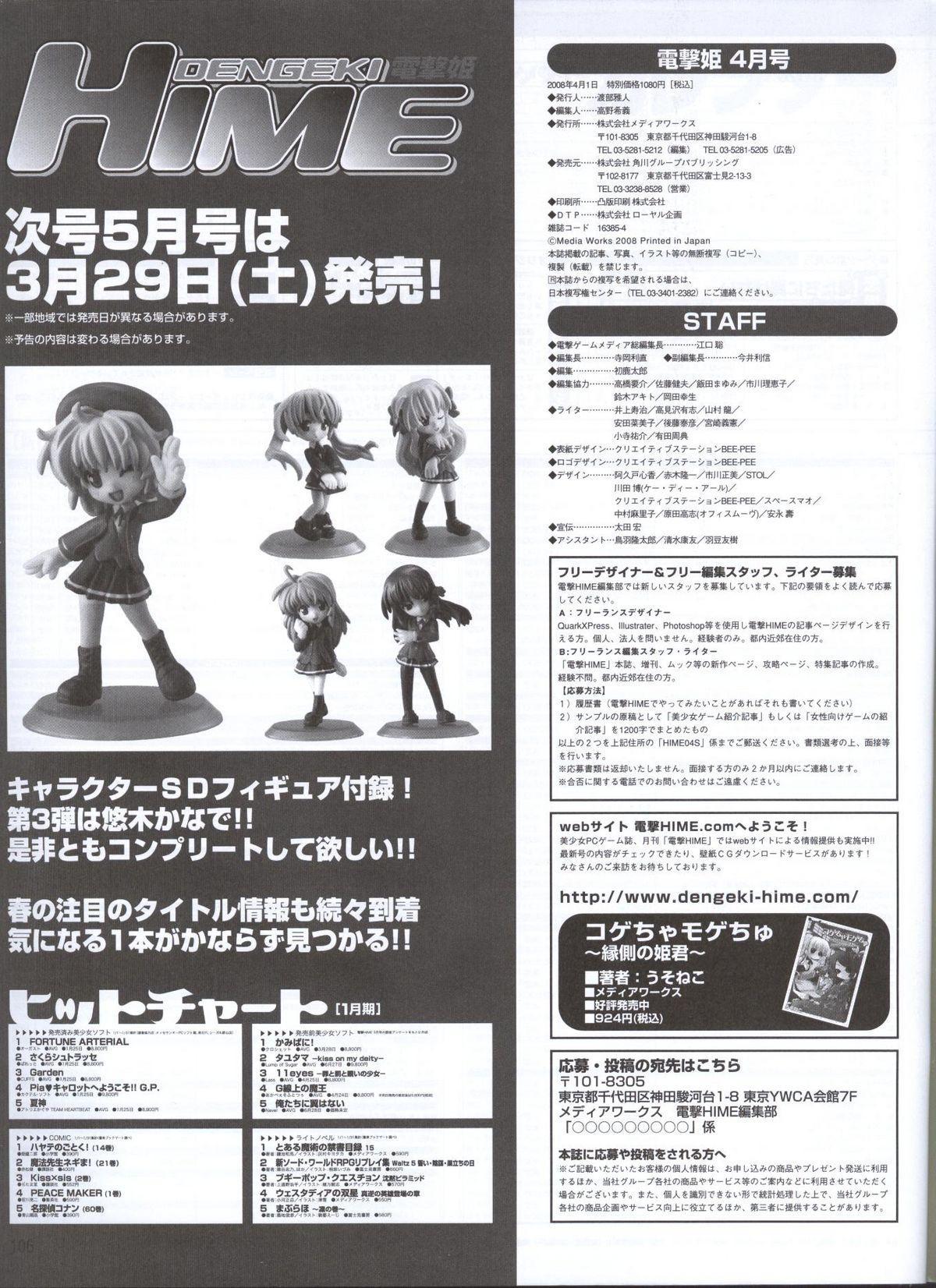 Dengeki Hime 2008--04 85