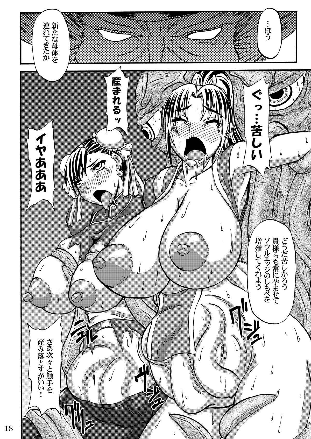 Tamashii no Kyouen 17