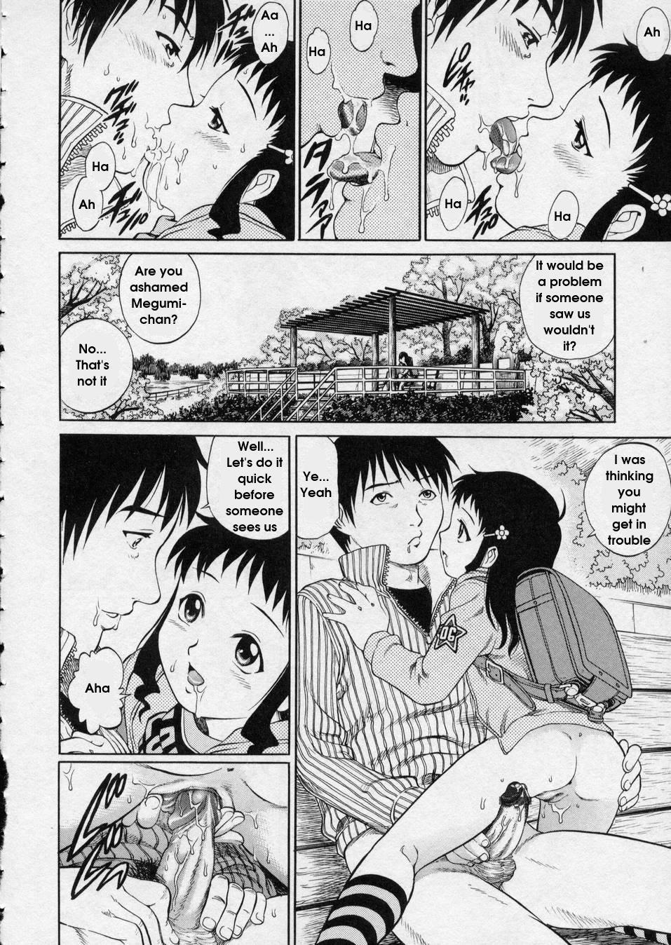 Hanjuku Shoujo - Half Boiled Lolita 141