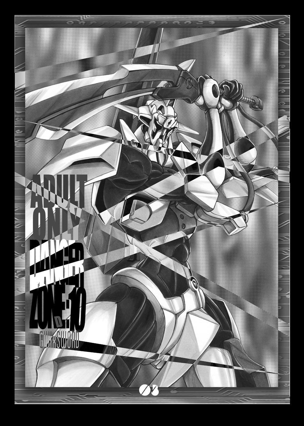 DANGER ZONE 10-D 2