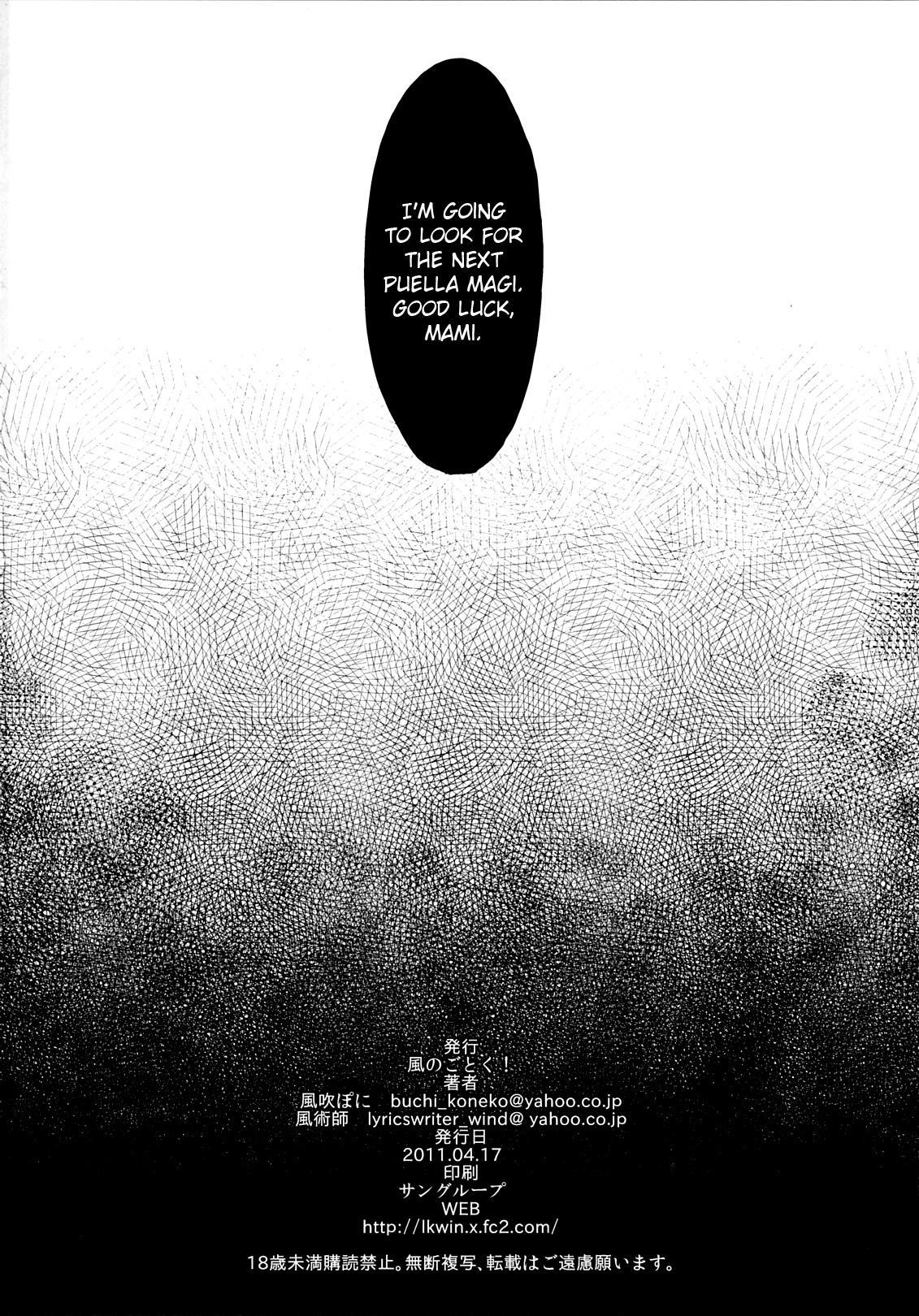 Eikyuukikan Mahou Shoujo | Perpetual Machine Puella Magi 20