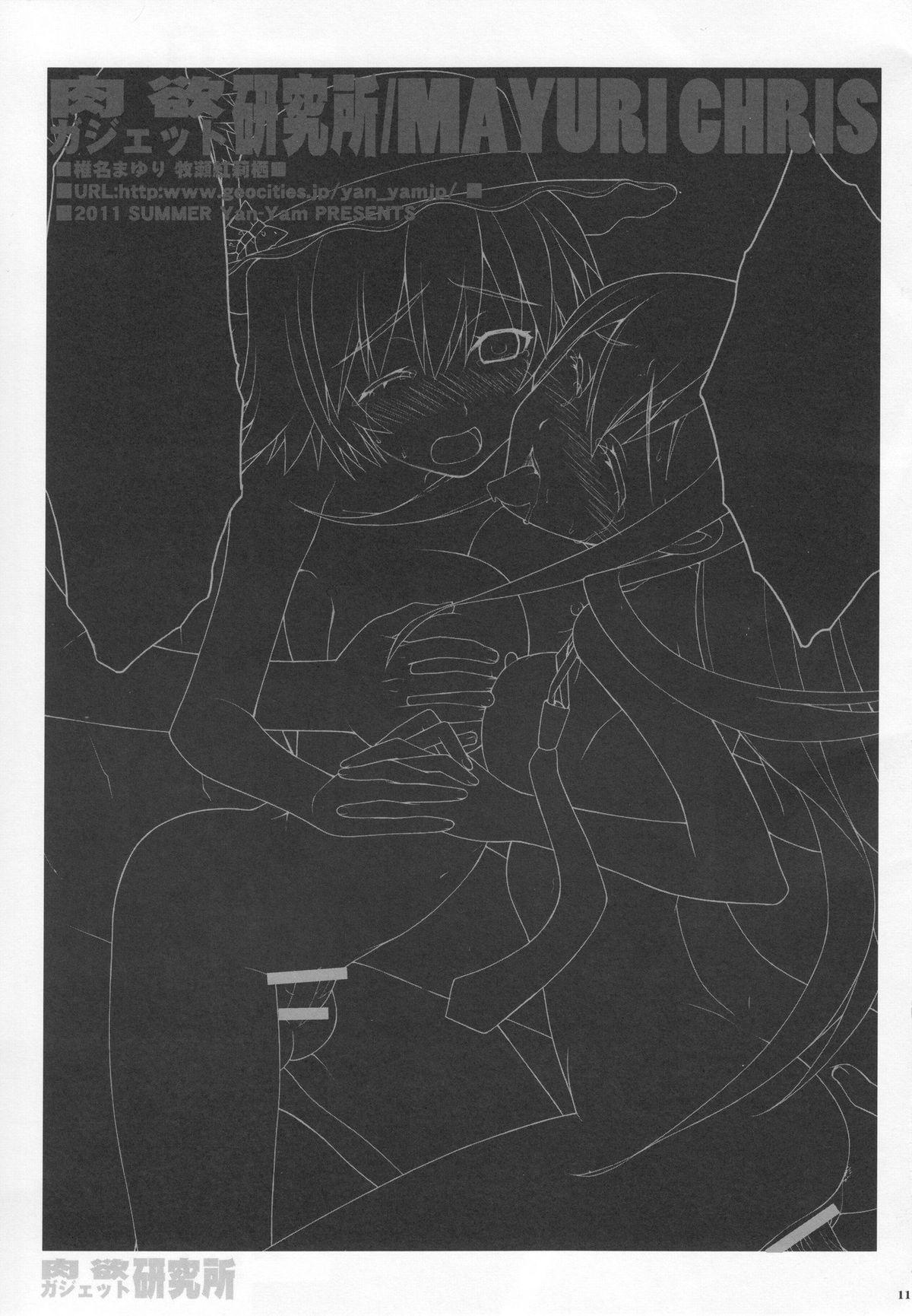 Nikuyoku Gadget Kenkyuujo 9