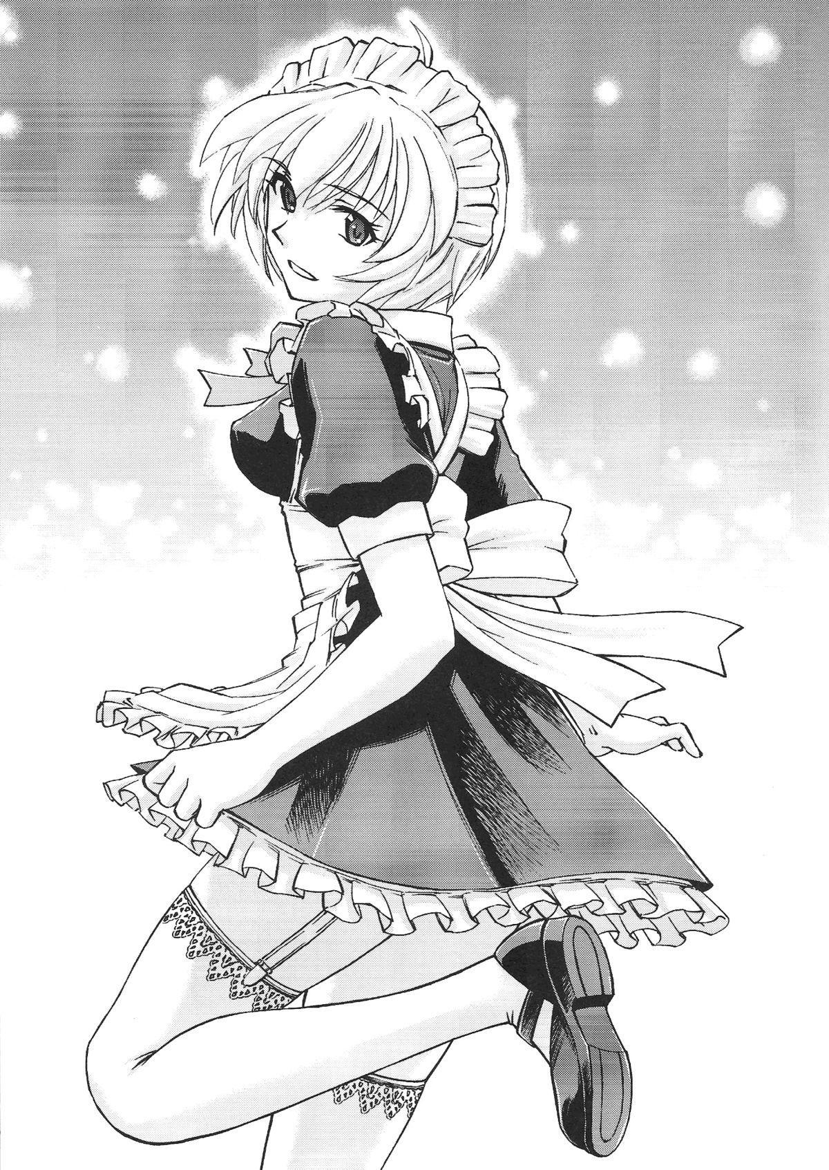 Gohoushi Ayanami-san 3