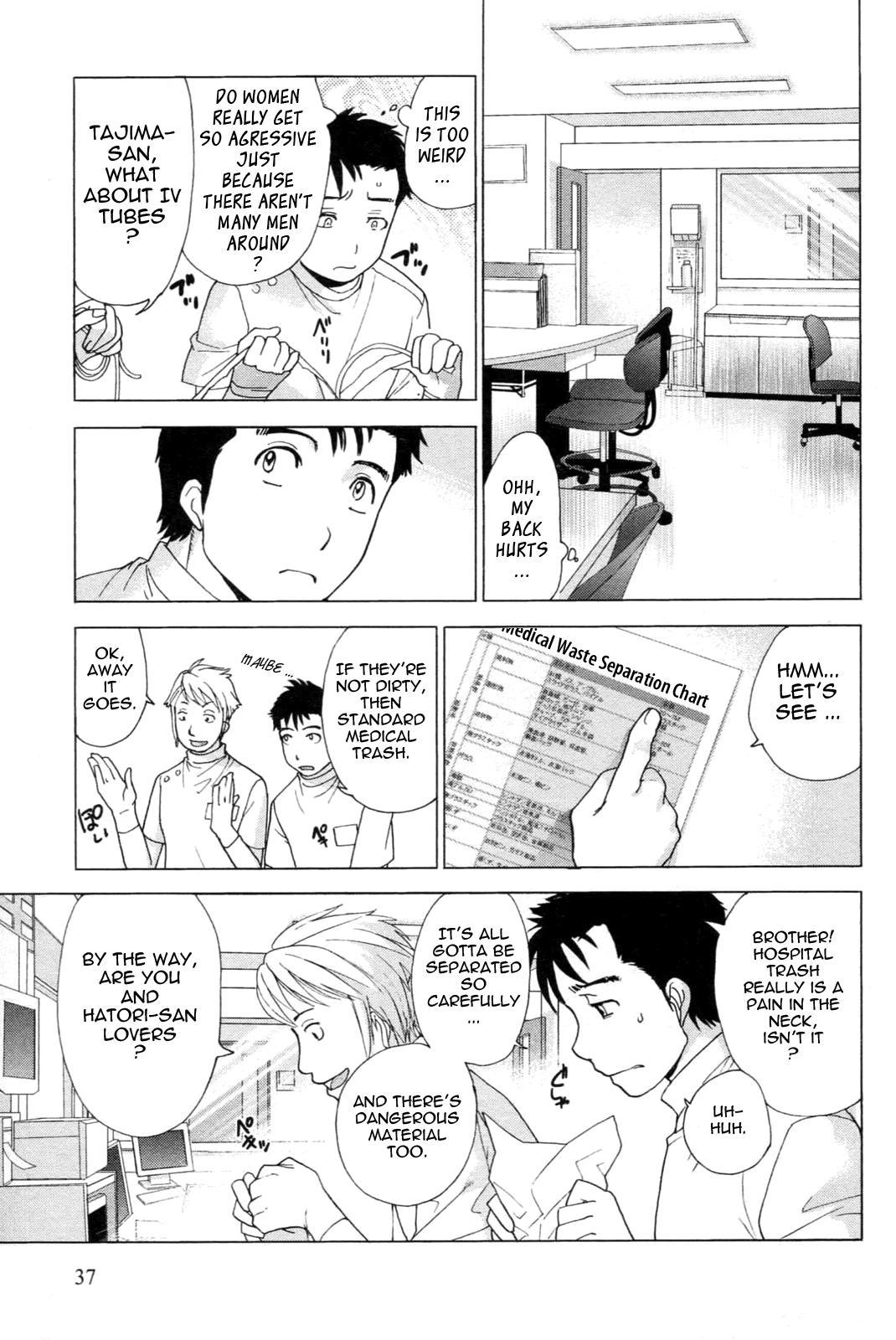 Nurse o Kanojo ni Suru Houhou - How To Go Steady With A Nurse 1 37