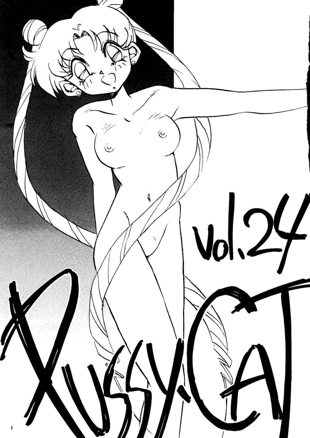 PUSSY-CAT Vol. 24 1