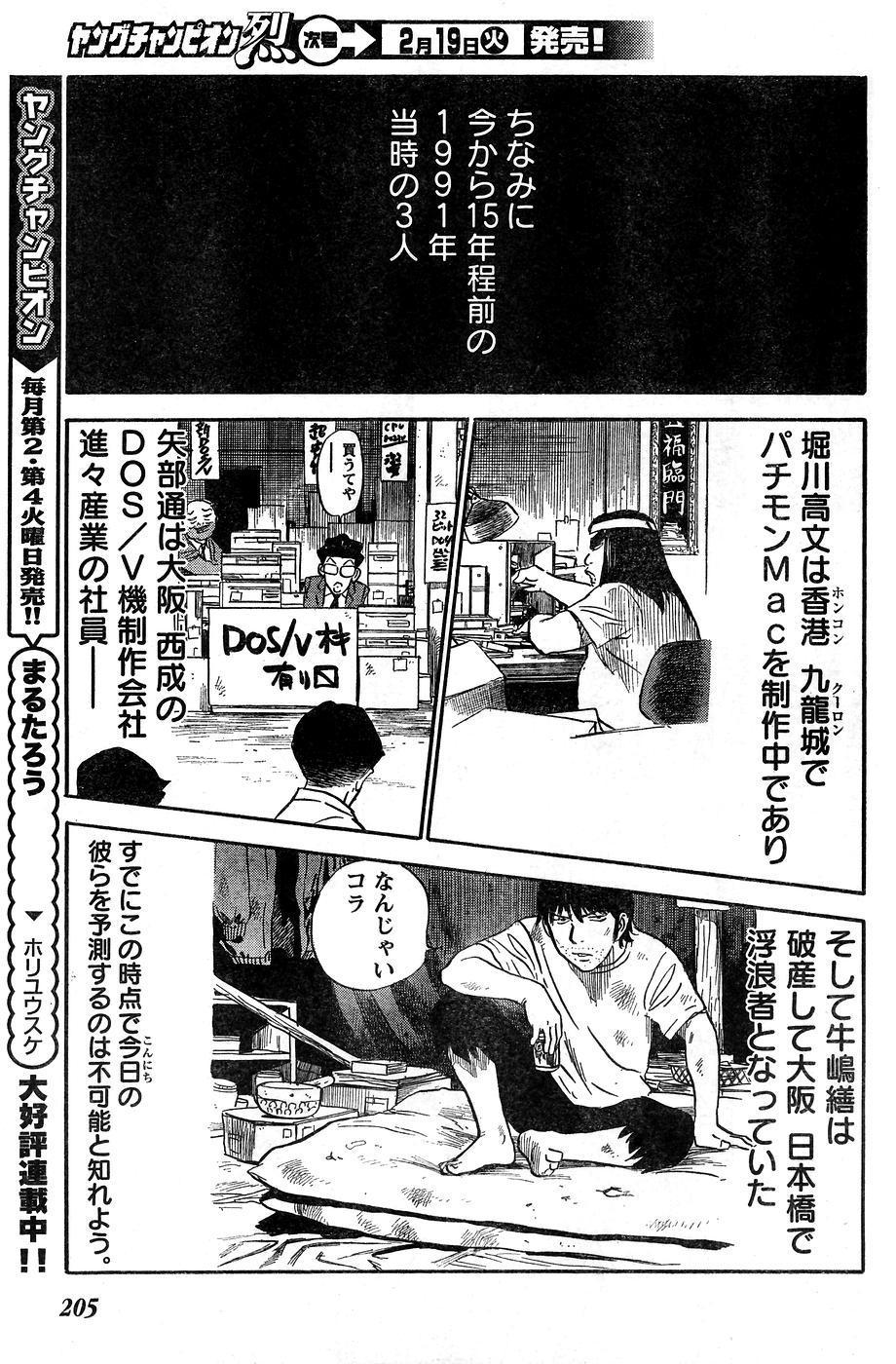 Young Champion Retsu Vol.10 198