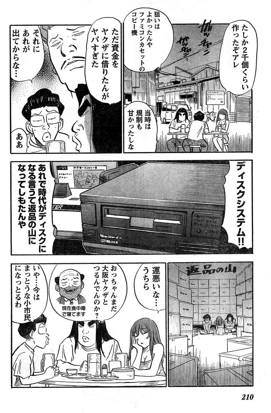 Young Champion Retsu Vol.10 203