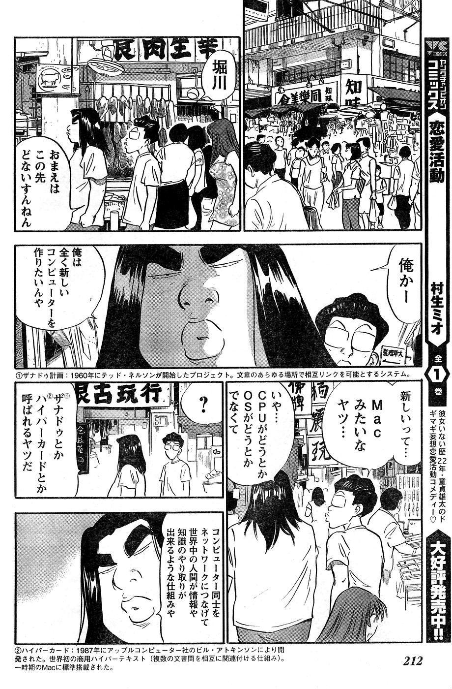 Young Champion Retsu Vol.10 205
