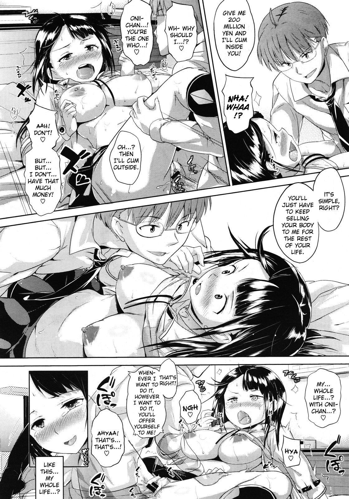 [Knuckle Curve] Kono Manga wa Onii-chan no Teikyou de Ookuri Shimasu | This Manga is an Offer From Onii-chan (COMIC Megastore 2012-01) [English] {doujin-moe.us} 25