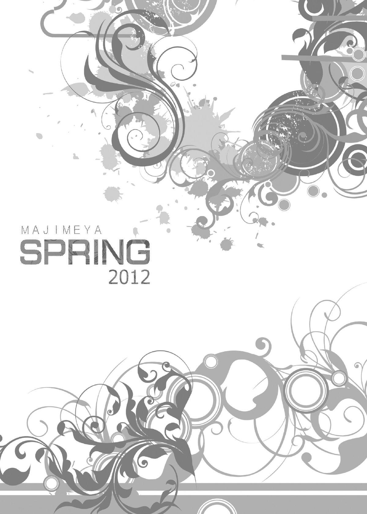 MAJIMEYA SPRING 2012 1
