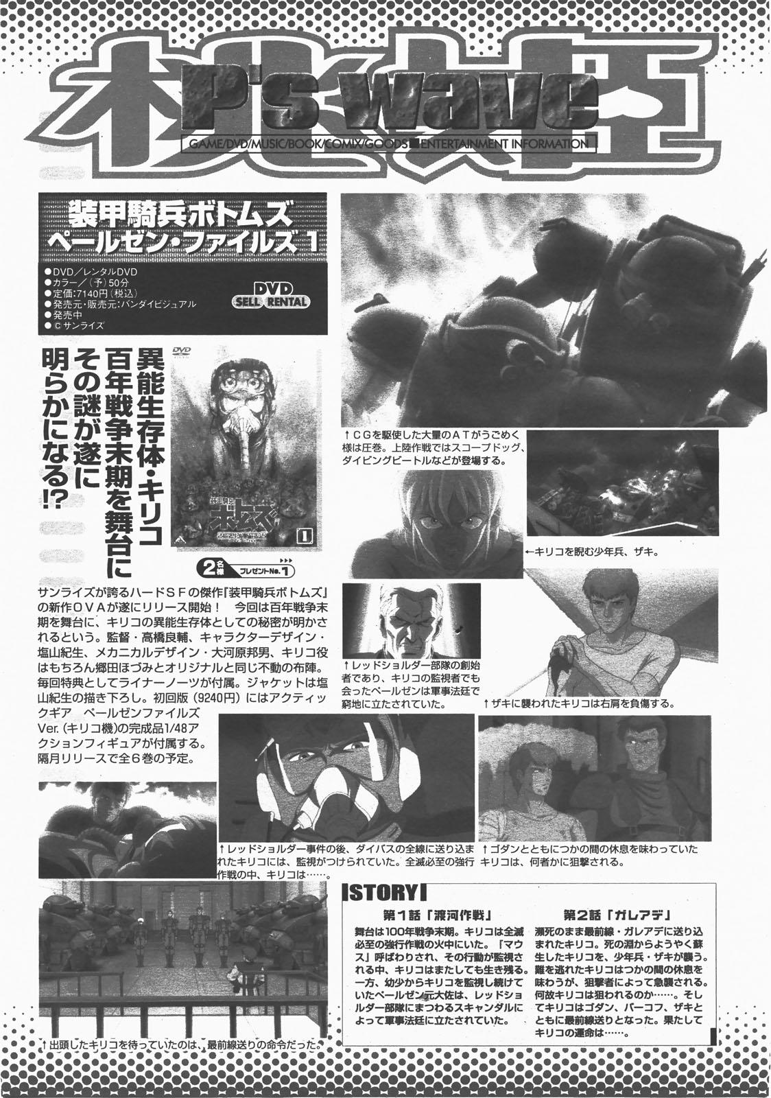 COMIC Momohime 2007-12 501