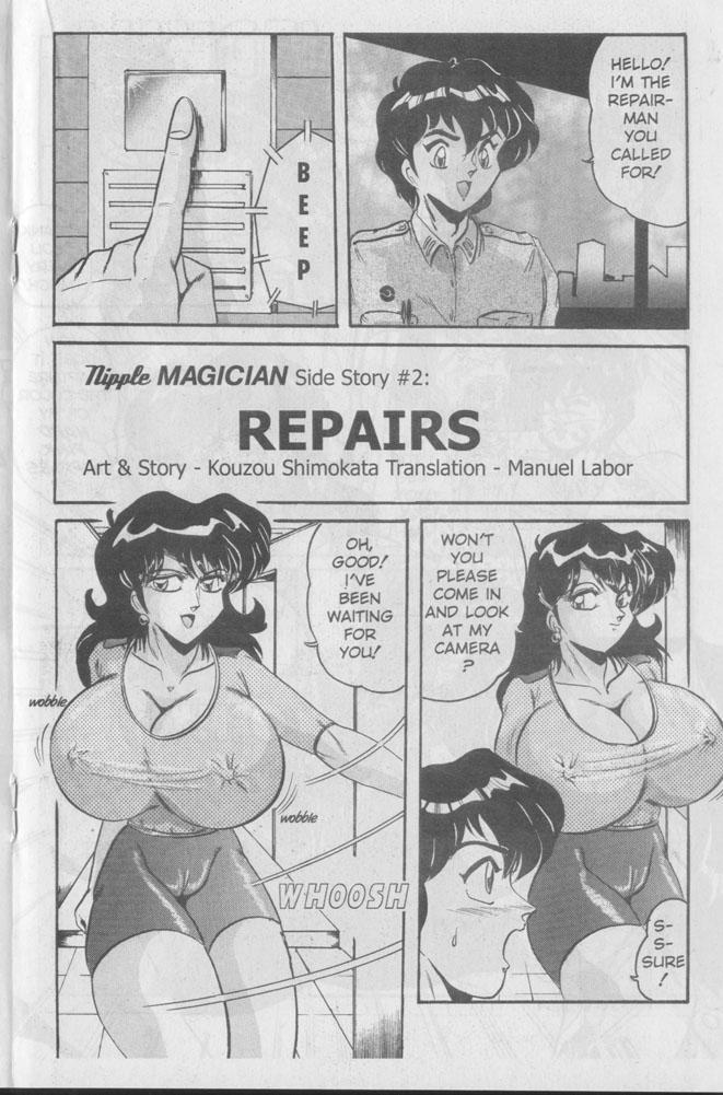 Nipple magician vol 1 issue 2 17