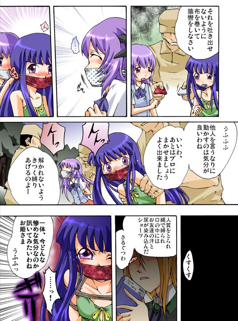 Higurashi cries - Miotsukushi edition 9