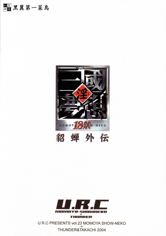 In Sangoku Musou Tensemi Gaiden 45