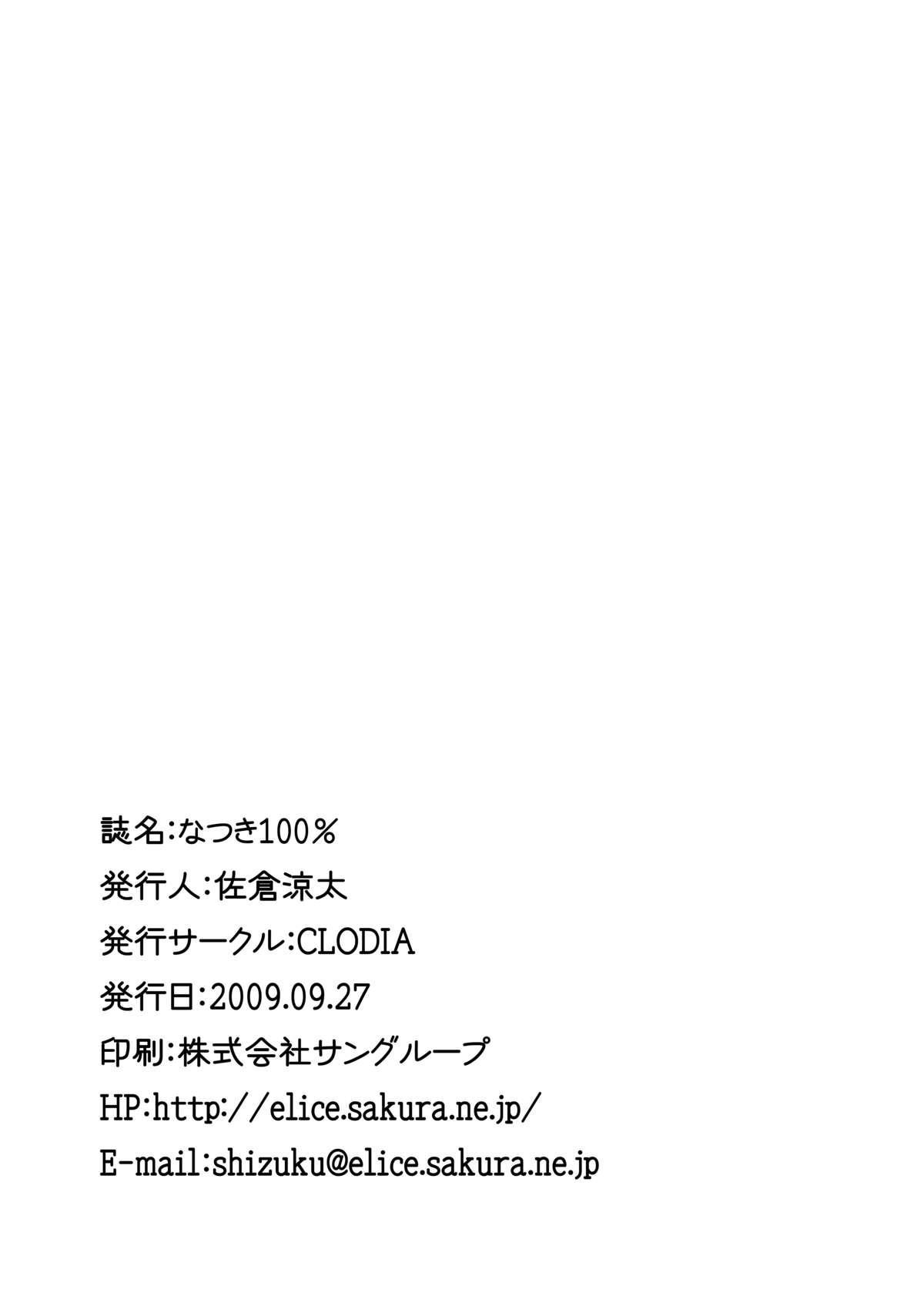 Natsuki100% 16