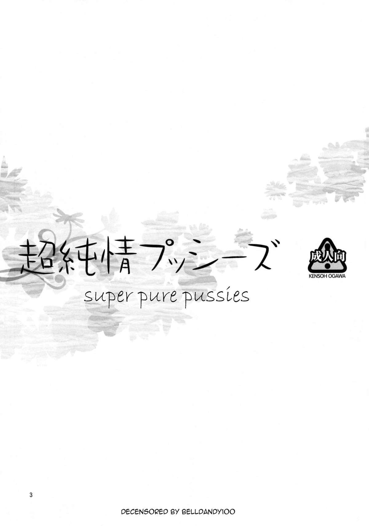 Chou Junjou Pussies | Super Pure Pussies 1