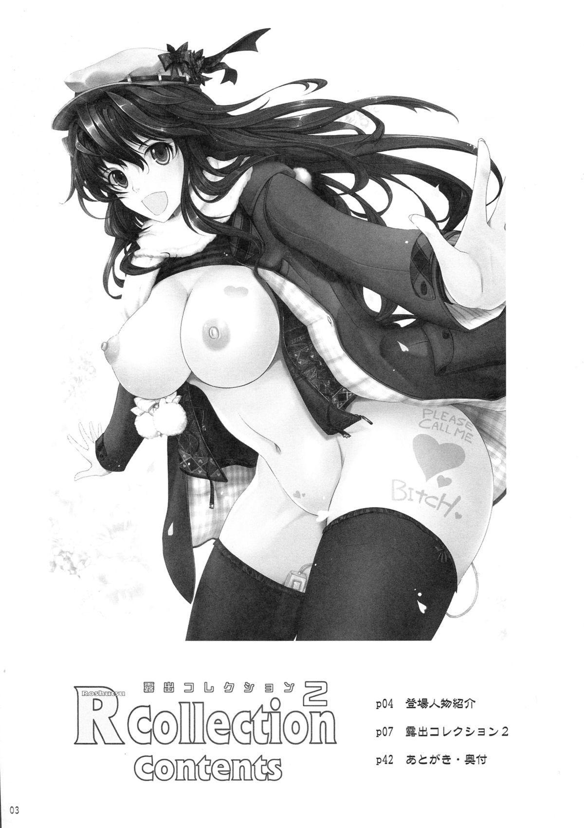 Roshutsu Collection 2 2