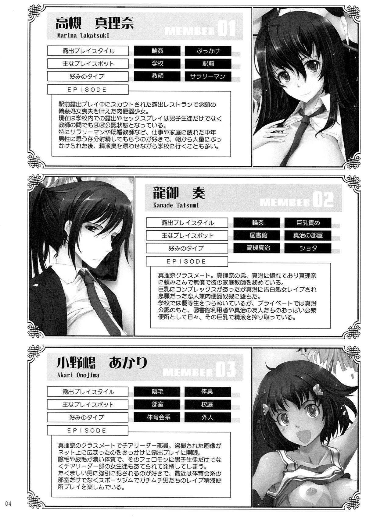 Roshutsu Collection 2 3