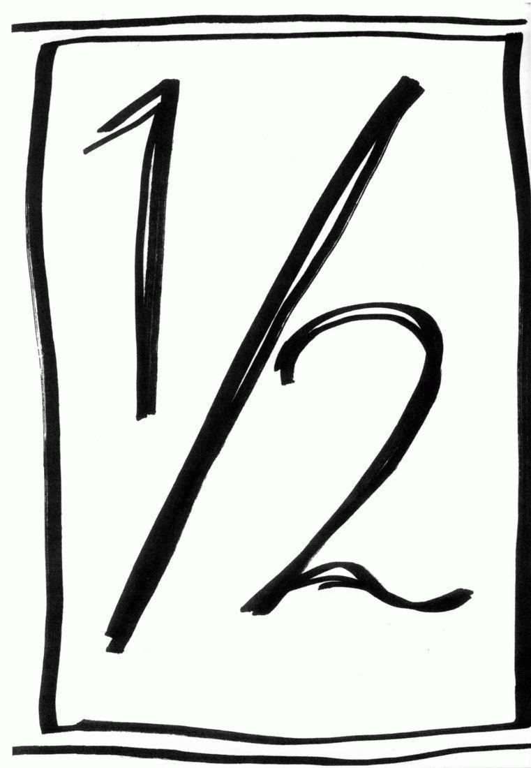 1/2 1