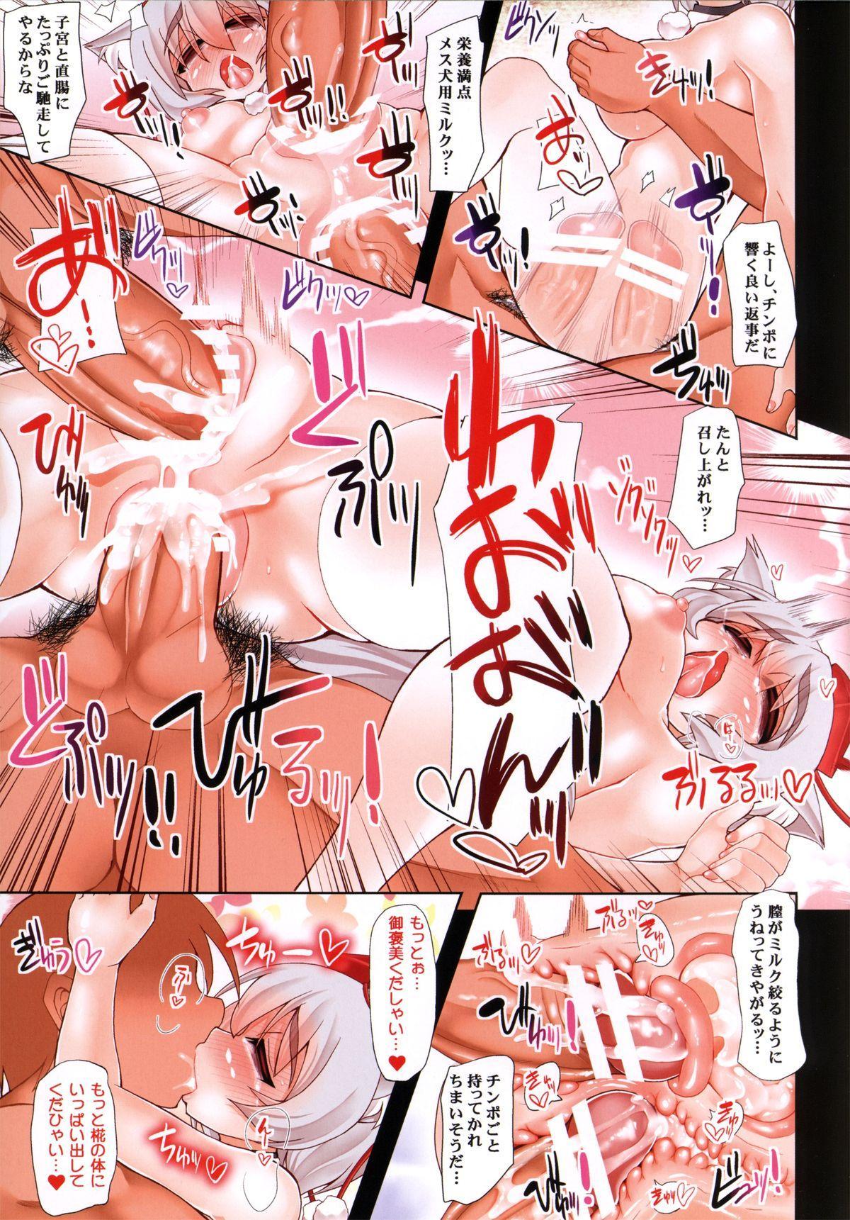 Oidemase Youkai no Yama 12