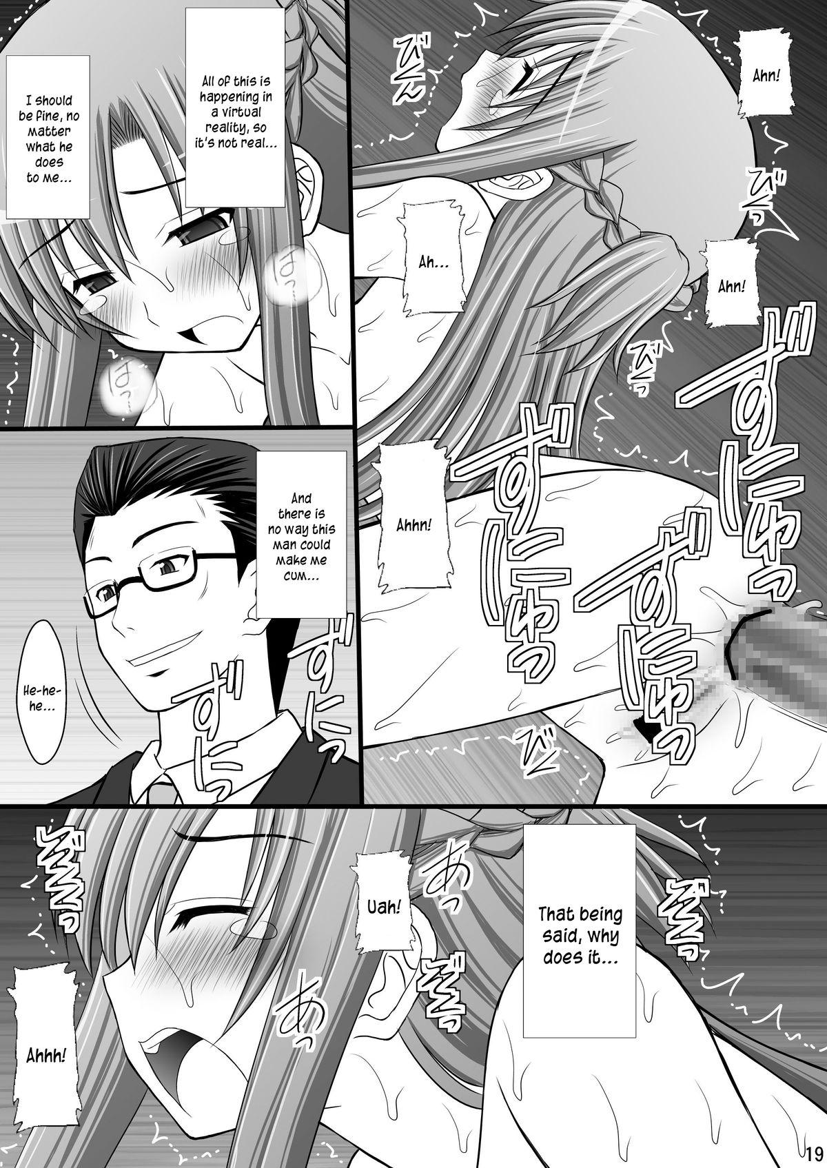 Toraware Hime I - System Master | Hostage Princess I 17