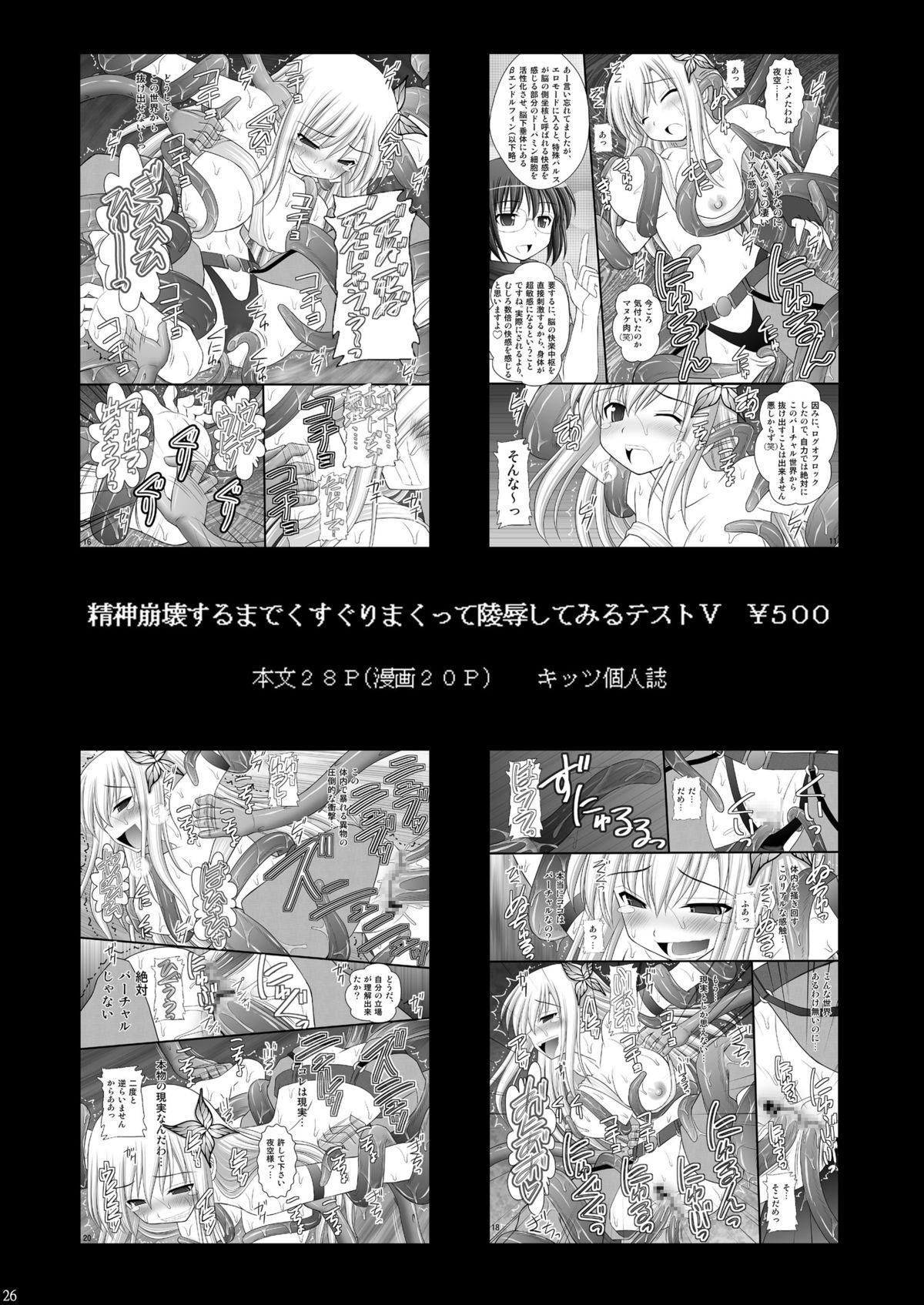 Toraware Hime I - System Master | Hostage Princess I 24