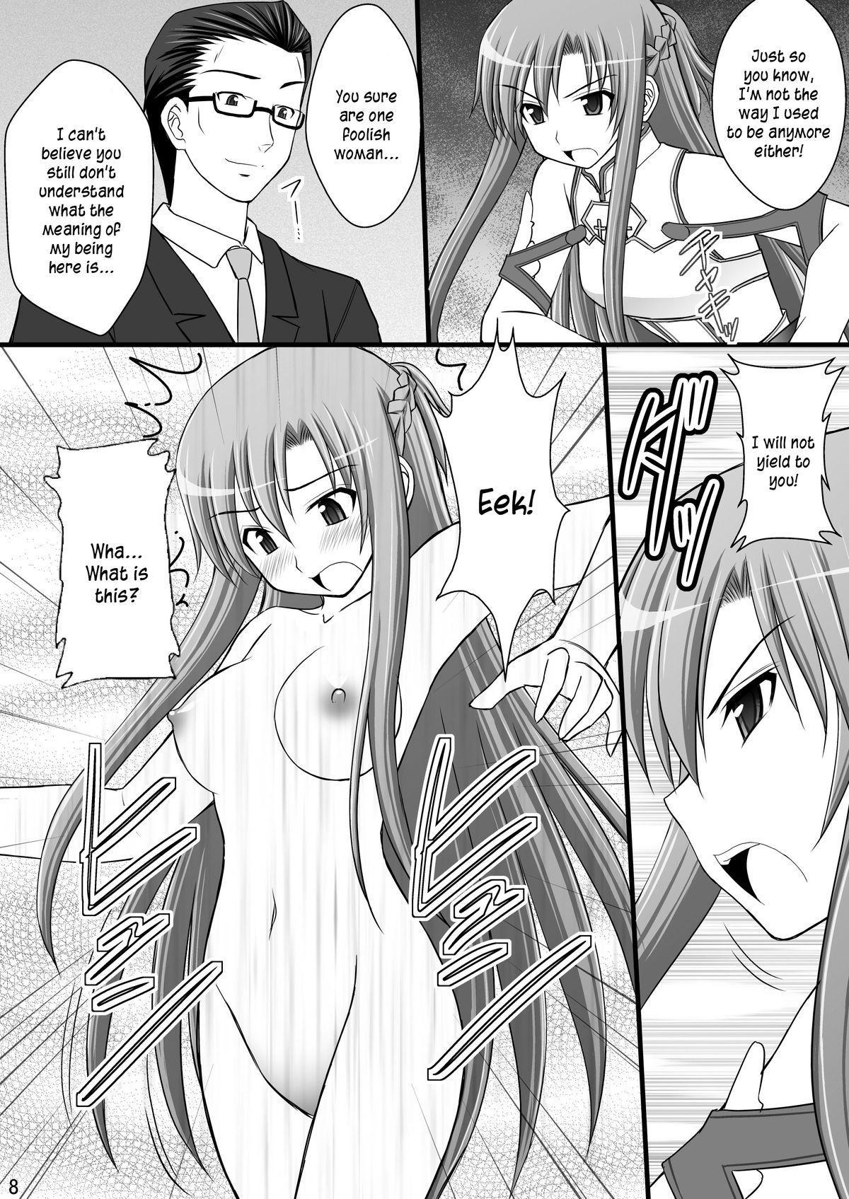 Toraware Hime I - System Master | Hostage Princess I 6