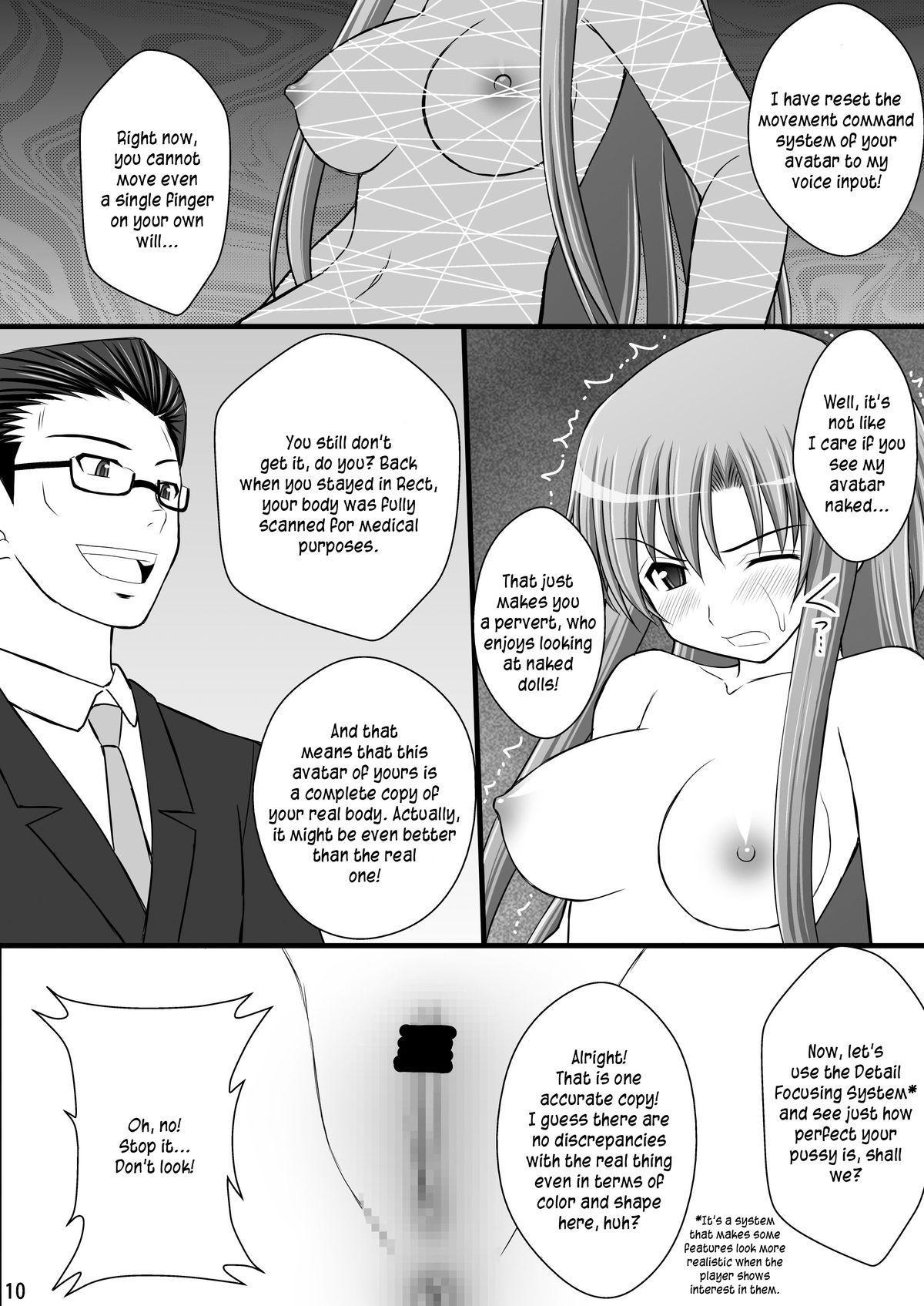 Toraware Hime I - System Master | Hostage Princess I 8