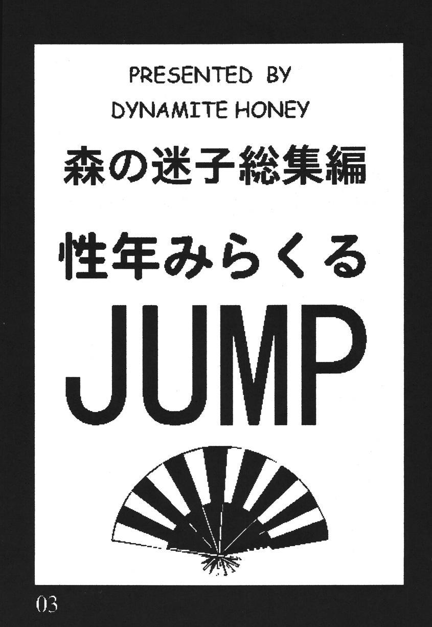 Seinen Miracle JUMP 1