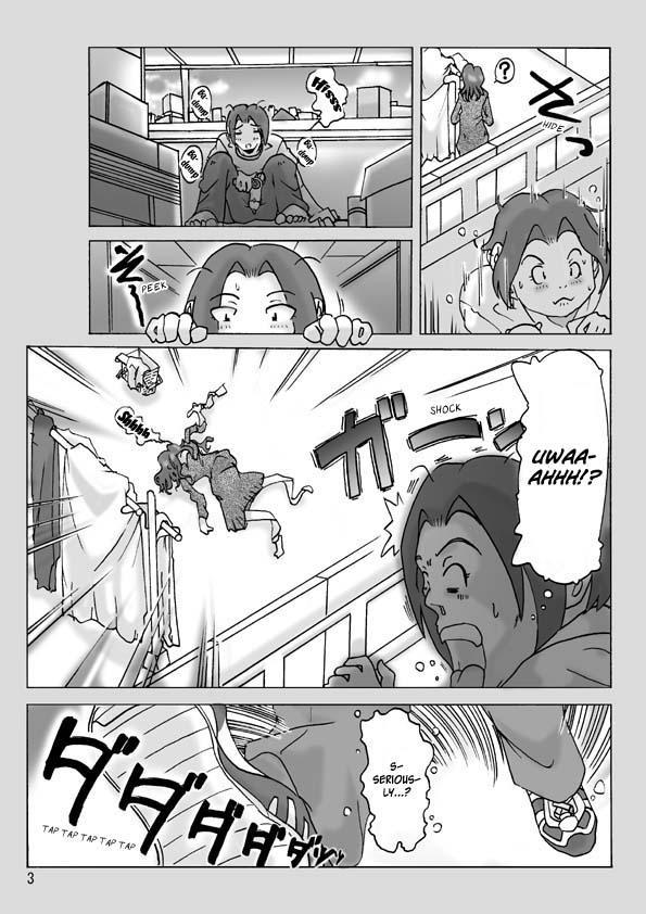 Tonari no Oku-san ni kigaete   Changing into the Wife Next Door 3