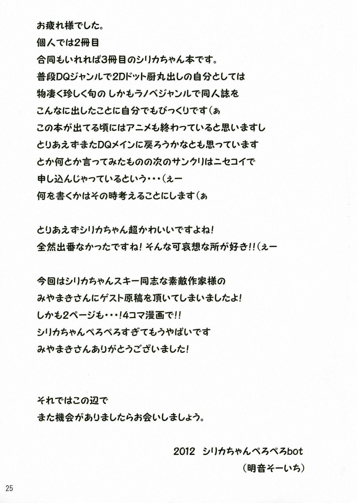 Silica chan kawaii β2 24